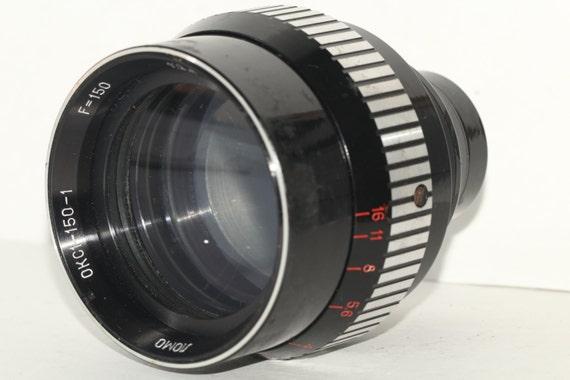 Lomo OKC1-150-1 2.8/150 Russian Movie OCT Lens Konvas N850029