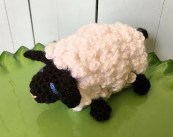 Crochet PATTERN Lamb Sheep, Easter Decorations, Amigurumi Sheep, Amigurumi Lamb, Easter Crochet patterns, Crochet Toys for Kids, PDF, DIY
