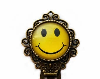 Smiley Face Bookmark