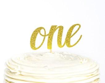 Custom Glitter Number Cake Topper, Cake Topper, Glitter Cake Topper, Birthday Cake, Birthday Cake Topper, One Cake Topper, Birthday