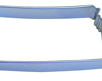 """Kansas 3.5"""" Cookie Cutter - USA United States of America"""
