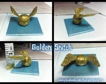 Harry Potter Clay Golden Sntich