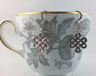 Celtic Earrings - Celtic Knot Earrings