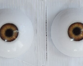 Handmade realistic doll eyes 4mm