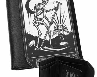 OCCULT Wallet DEATH TAROT
