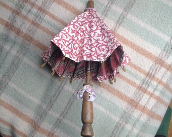 French dolls parasol or umbrella