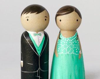 Custom Peg Doll//Prom Gift