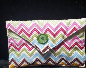 Chevron Galaxy Samsung Tablet Cover, Tablet Case