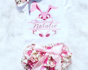 Baby girl easter outfit, baby girl outfit, baby girl clothes, toddler girl easter outfit, baby girl onesie, toddler girl shirt,