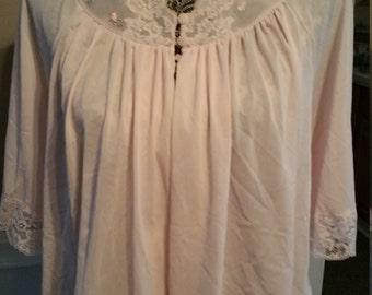 Shadowline Bed Jacket. Size M