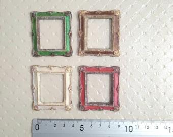 Frames mini. Colour to select. Esc. 1/12