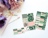 Palm Beach Personal Sized Weekly Kit -- Matte Planner Stickers