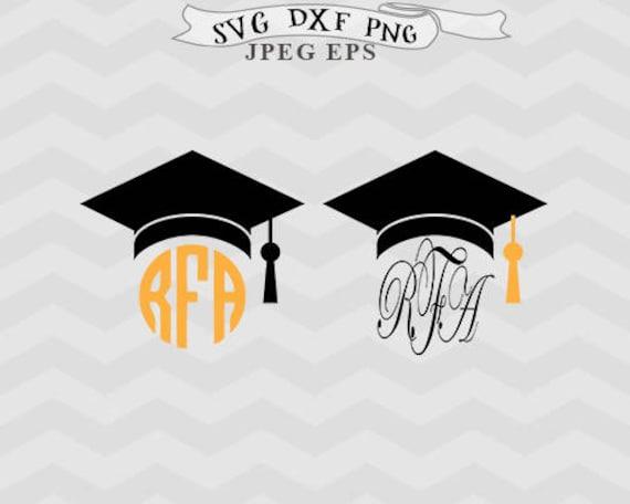 Download Graduation svg Graduation monogram svg Graduation hat svg
