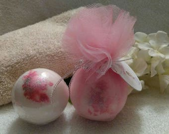 Bride Bath Bomb~Mrs Bath Bomb~Bridal Shower Bath Bomb~Wedding Bath Bomb~Bridal Shower Favors~Pink Sugar Bath Bomb~Girl Bath Bomb~