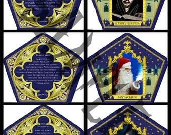 Wizarding Cards