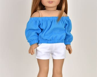 Taylor Country Top 18 inch doll clothes
