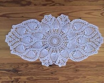 White Doily (Set of 3)