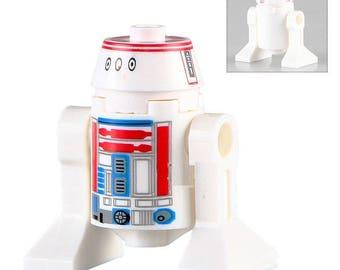 R5-D8 Star Wars Custom Minifigure 100% Lego Compatible!