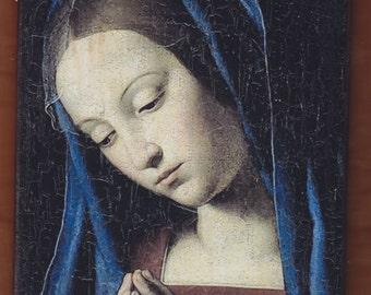 Virgin Mary.FREE SHIPPING