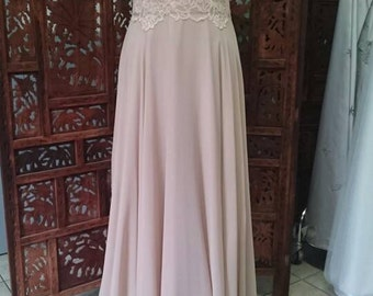 Evening dress, prom dress, bridesmaid dress