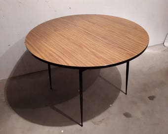 From the 60s formica coffee table