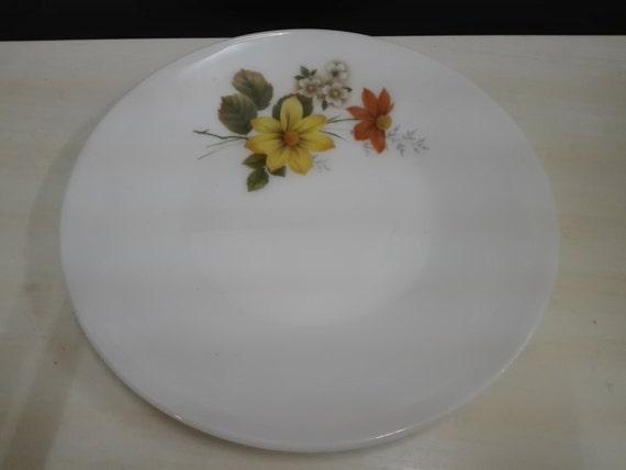 JAJ autumn glory cake plate