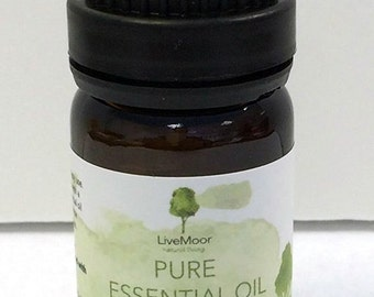 Palmarosa Essential Oil, 10ml