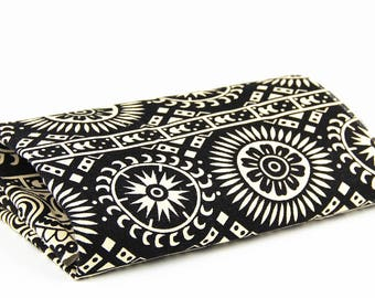 """Bohemia Style Canvas Fabric Fat Quarter 18"""" x 22"""" For Patchwork Quilting Sewing (SKU:CTJZ21-FTCA01FLO) Active"""