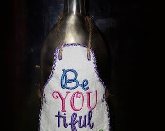 BeYouTiful Bottle Apron