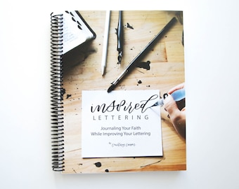 Inspired Lettering | Ready to Ship!