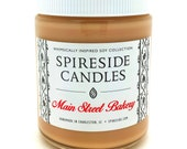Main Street Bakery Candle - Spireside Candles - Disney Candles - 8 oz Jar