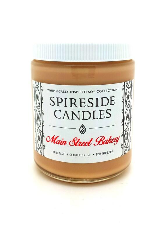 Main Street Bakery Candle - Spireside Candles - Disney Candles - 8 oz Jar