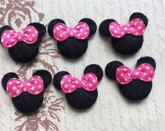 Ribbon - If you are making Minnie ears you will need this. I used