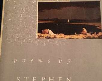 Man in the open air by stephen sandy signed copy