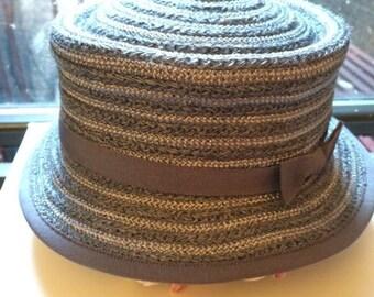 Zazu & Violets Hat - Gray