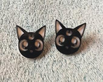 Sailor Moon Cat Earrings