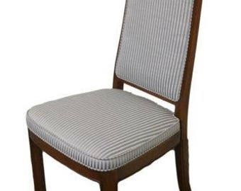 ETHAN ALLEN Canova Collection Pad Back Side Chair 27-6001
