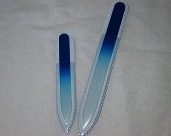 Crystal Nail Files from Czech Republic by Mont Bleu