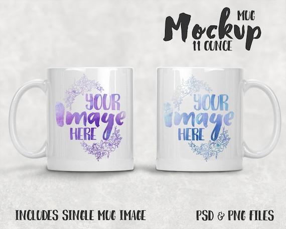 11 ounce coffee mug template mockup mug set template 11 oz. Black Bedroom Furniture Sets. Home Design Ideas