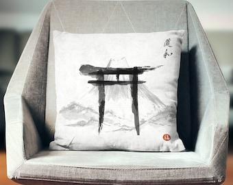 Asiatische Kissen japanische dekor möbelideen
