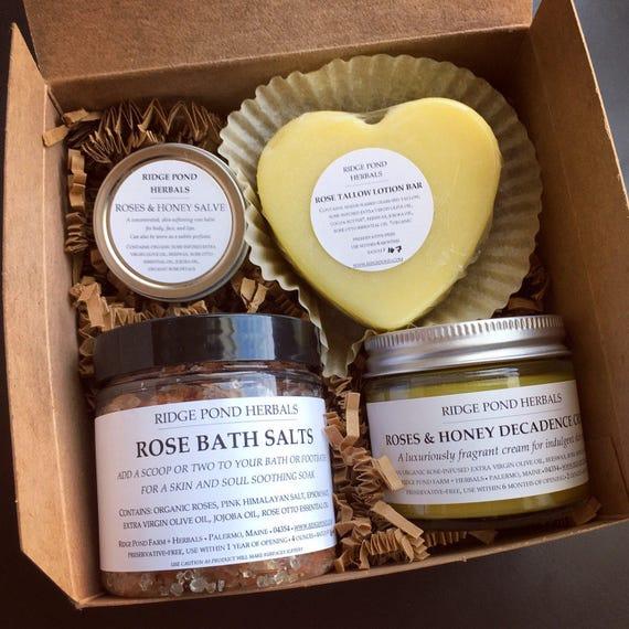 Rose Lovers Gift Box