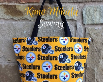 Pittsburgh Steelers Football Handbag/Shoulder Bag