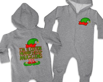Cotton Headed Ninny Muggins baby onesie