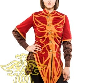 """Elven clothes """"High Elf""""; Cosplay; Role game; Movie props; LARP; Elf"""