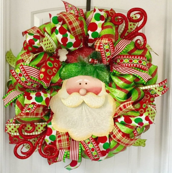 Christmas wreath ideas holiday home decor christmas gift for Home decorating gift ideas