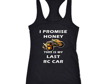 Rc cars Racerback Tank Top T-Shirt. Funny Rc cars Tank.