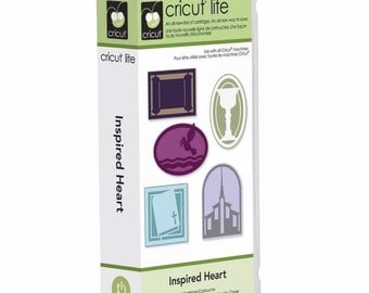 Cricut Inspired Heart Silhouette Cartridge...LOOK!!! SALE!! Limited time