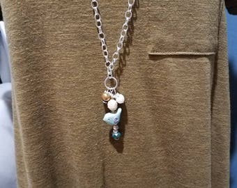 Little bird casual necklace
