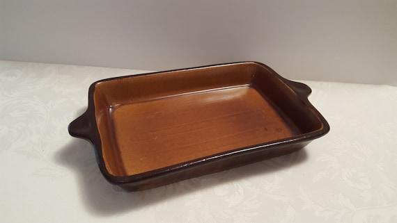 Stangl Gourmet Ware 11'' x 8'' Baking Dish #5269