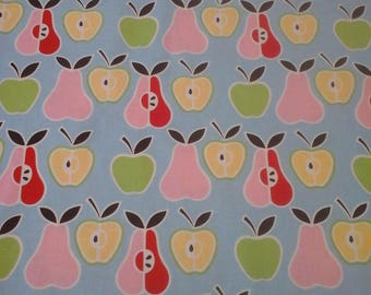 SALE......Alexander Henry Apples and Pears Fabric 1 Yard Cotton